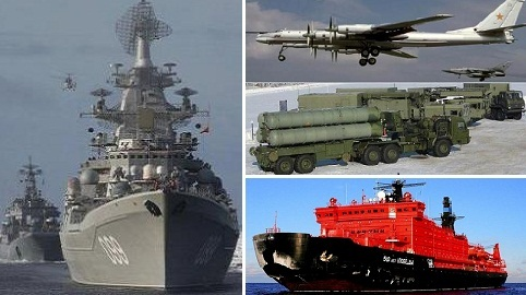 'Không ai đủ sức ngăn cản Nga độc chiếm Bắc Cực'