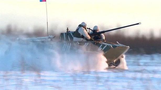 Vũ khí Nga hoạt động ở ngưỡng nhiệt không thể với Mỹ