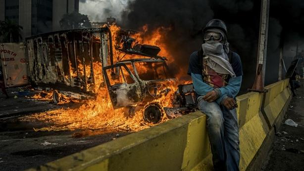 Gấu Nga sẽ bảo vệ lợi ích ở Venezuela đến cùng