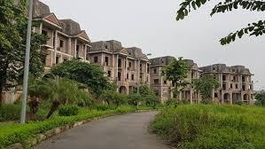 2000 ha đất dự án đô thị bỏ hoang ở Mê Linh