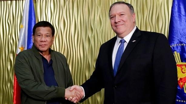 Quân đội Philippines không thấy tàu cá Trung Quốc, Mỹ điều B52