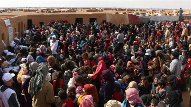 Điều gì xảy ra trong trại tị nạn Er-Rukban ở Syria?