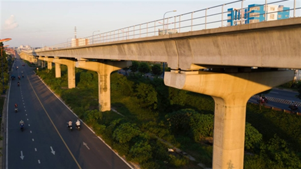 TP.HCM xin tạm ứng 2.158,5 tỷ đồng cho tuyến metro số 1