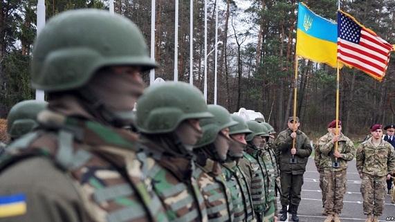 Ukraine xung phong làm vành đai bảo vệ châu Âu-Đại Tây Dương