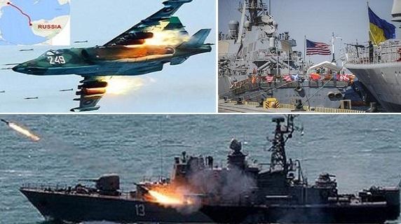 Đụng độ trên Biển Đen: 'Tam giác quỷ Bermuda' đối với ai?