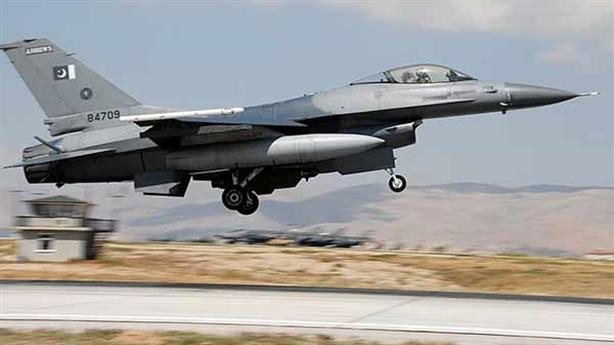 Ấn Độ nói lại vụ tiêm kích bắn hạ F-16