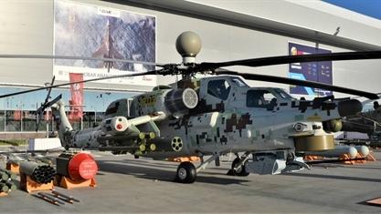 Trực thăng Mi-28NM sẽ được biên chế trong quân đội Nga