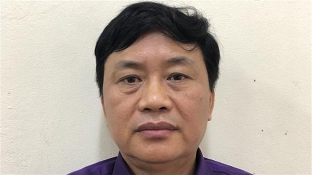 Khởi tố Phó Cục trưởng Cục Đường thủy nội địa