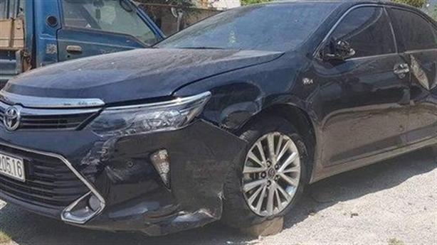 Ôtô chở Phó Chánh án gây tai nạn rồi chạy: Tin mới