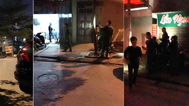Nổ súng thị uy giữa Hà Nội: Lời nhân chứng