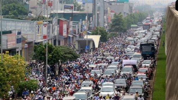 Giám đốc Sở GTVT Hà Nội muốn sớm cấm xe máy