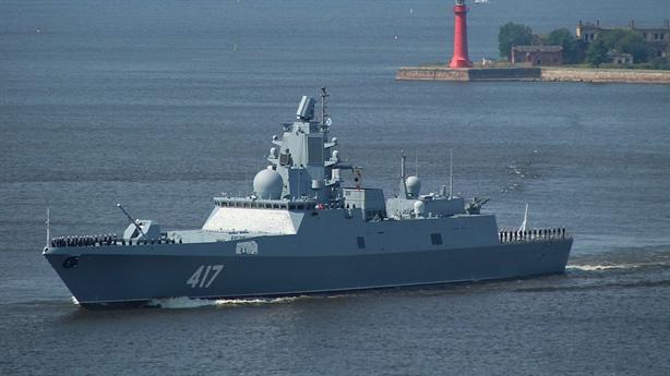 Tàu gây ảo giác của Nga khiến Anh lo lắng