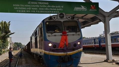 Vay TQ nghiên cứu đường sắt Lào Cai-Hà Nội-Hải Phòng: Băn khoăn