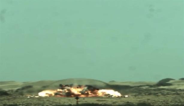 Pakistan thử tên lửa không thể đánh chặn