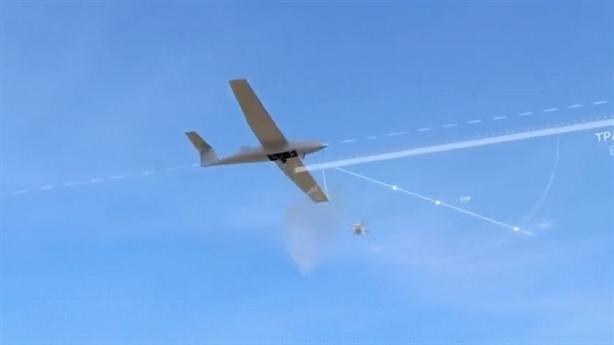Nga thử UAV có khoang vũ khí như tiêm kích tàng hình