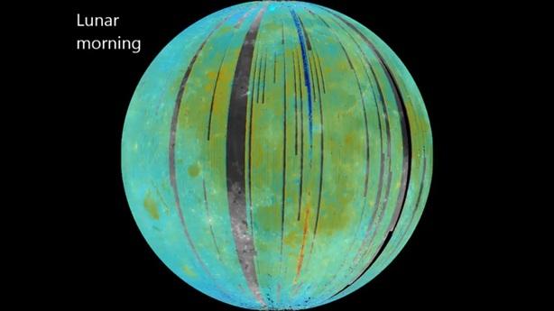 NASA: Nước trên Mặt Trăng