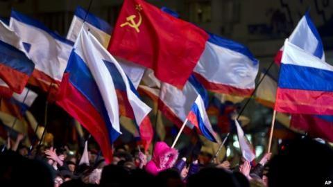 Crimea về Nga: Mỹ-phương Tây vẫn còn sốc với nước cờ Putin!