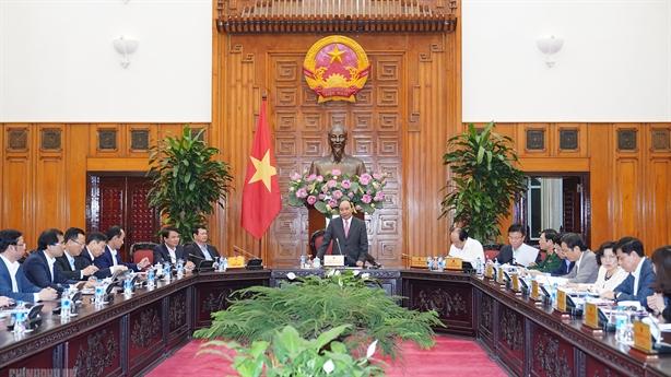 Thủ tướng họp về Đề án thành lập thị xã Sa Pa