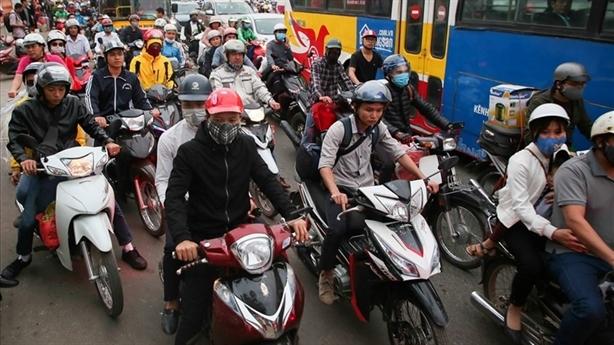 Thí điểm cấm xe máy, Hà Nội hứa đảm bảo đi lại