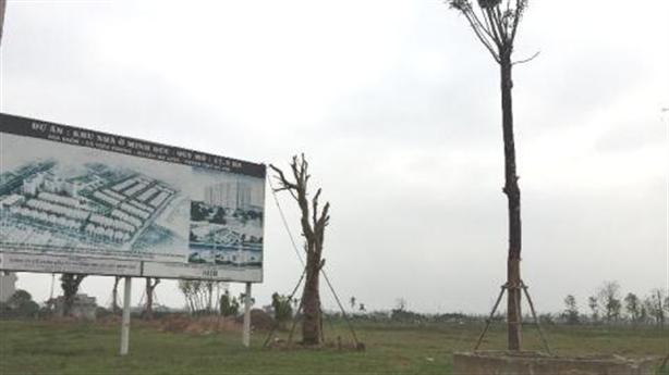 Thủ tướng chỉ đạo Hà Nội xử lý dự án bỏ hoang