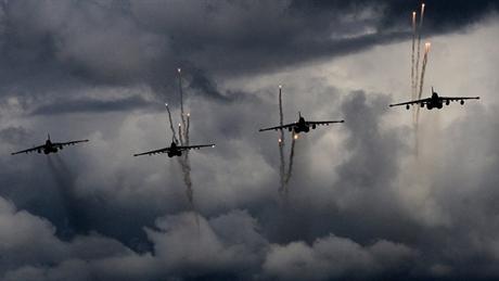 Su-25 quay lại Idlib, Mỹ bỗng nói giọng nhân đạo ở Syria
