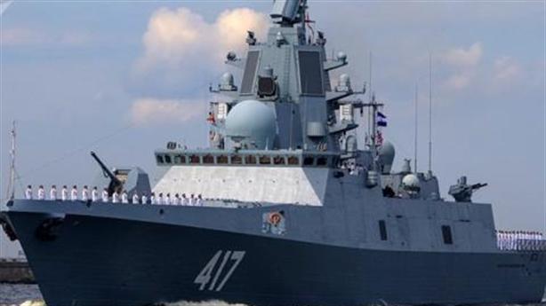 Nga sắp có siêu tàu khu trục mang 48 tên lửa Kalibr
