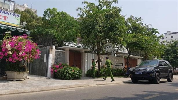 Tin mới vụ khám xét nhà cựu Phó Chủ tịch Đà Nẵng