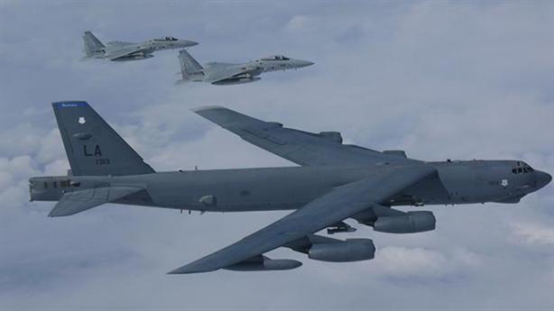 Không quân Mỹ hành động sau tuyên bố nóng của Nga