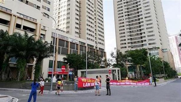 HoREA đề nghị bỏ quy định 2% quỹ bảo trì chung cư