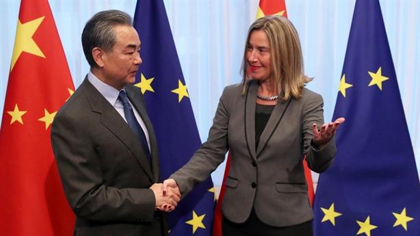 Trung Quốc kêu gọi châu Âu chống áp lực Mỹ vụ Huawei
