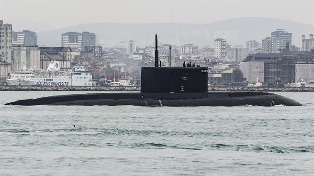 Mỹ không biết tàu ngầm Nga đi đâu