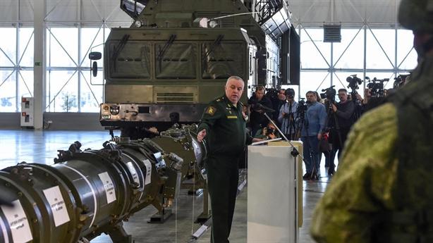 Nga không phá hủy vì 9M729 chỉ bắn xa 500km