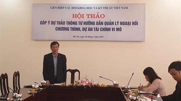 LHH Việt Nam góp ý dự thảo của Ngân hàng Nhà nước