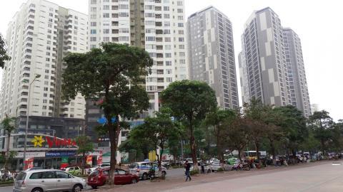 Thêm cao ốc khu Trung Hòa-Nhân Chính: Điều chỉnh quy hoạch?