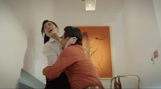 Thêm phim Việt nhiều cảnh cưỡng bức: Nữ chính trải lòng