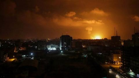 Oanh tạc Israel: Phép thử của Hamas và thông điệp từ Iran