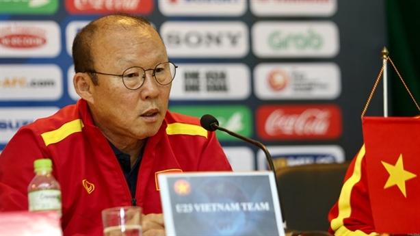 Ông Park thừa nhận: Lứa này kém lứa Thường Châu