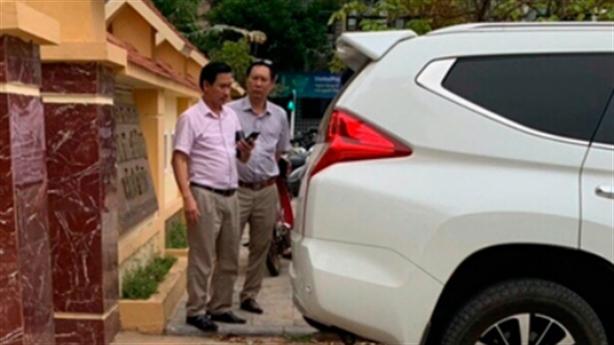 Vụ cướp hồ sơ thầu ở Quảng Bình: Lộ người chủ mưu