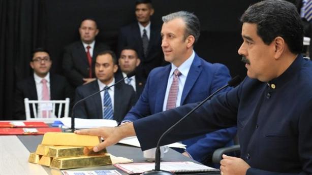 Mỹ chưa kịp tăng trừng phạt, tâm phúc Guaido bị bắt nóng