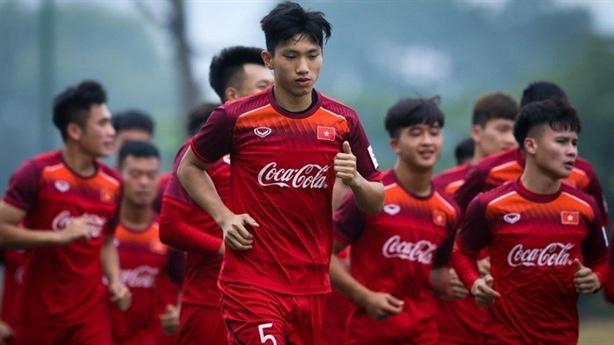 Đấu Brunei: Chờ Á quân U23 châu