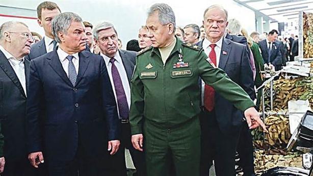 Bộ trưởng Shoigu viết về sức mạnh thật quân đội Nga