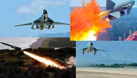 CQ-88: Chiến đấu cơ Việt Nam xung trận giữ Trường Sa