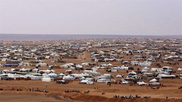 Trại tị nạn Er-Rukban: Vần đề nan giải của Syria