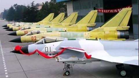 J-10 đón sinh nhật thứ 21 bằng số lượng... 500 chiếc