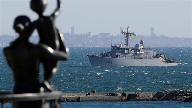 NATO tập trận PASSEX tại Biển Đen vào ngày 26/3?