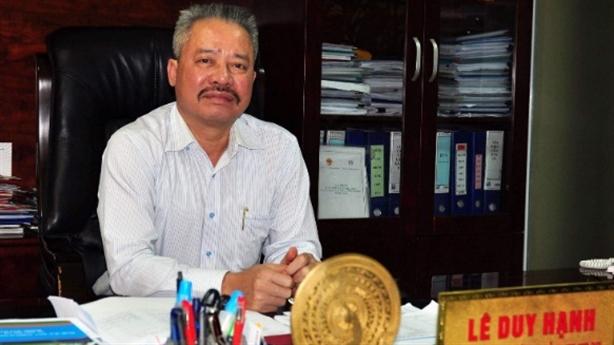 Bắt khẩn cấp Chủ tịch HĐQT Nhiệt điện Quảng Ninh