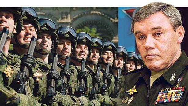 Tổng tham mưu trưởng Quân đội Nga nói về chiến tranh