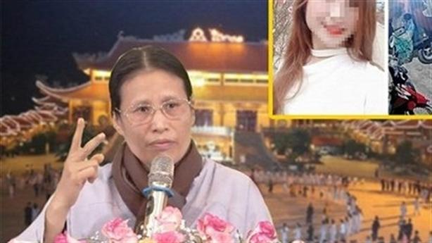 Mẹ nữ sinh giao gà đáp lời bà Yến chùa Ba Vàng