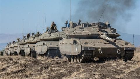 Israel gọi quân dự bị, Gaza sẽ là chảo lửa?