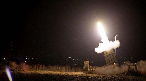 Israel dính 30 quả rocket dù Iron Dome đã kích hoạt
